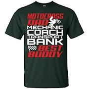 Jobs of a Motocross Dad T-Shirt