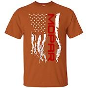 Mopar Life – Mopar Flag – Mopar T-Shirt