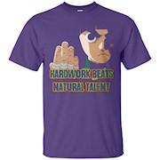 Rock Lee – Hardwork Beats Natural Talent – T-Shirt