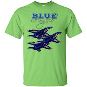 Blue Angels T-Shirt Gifts Plane