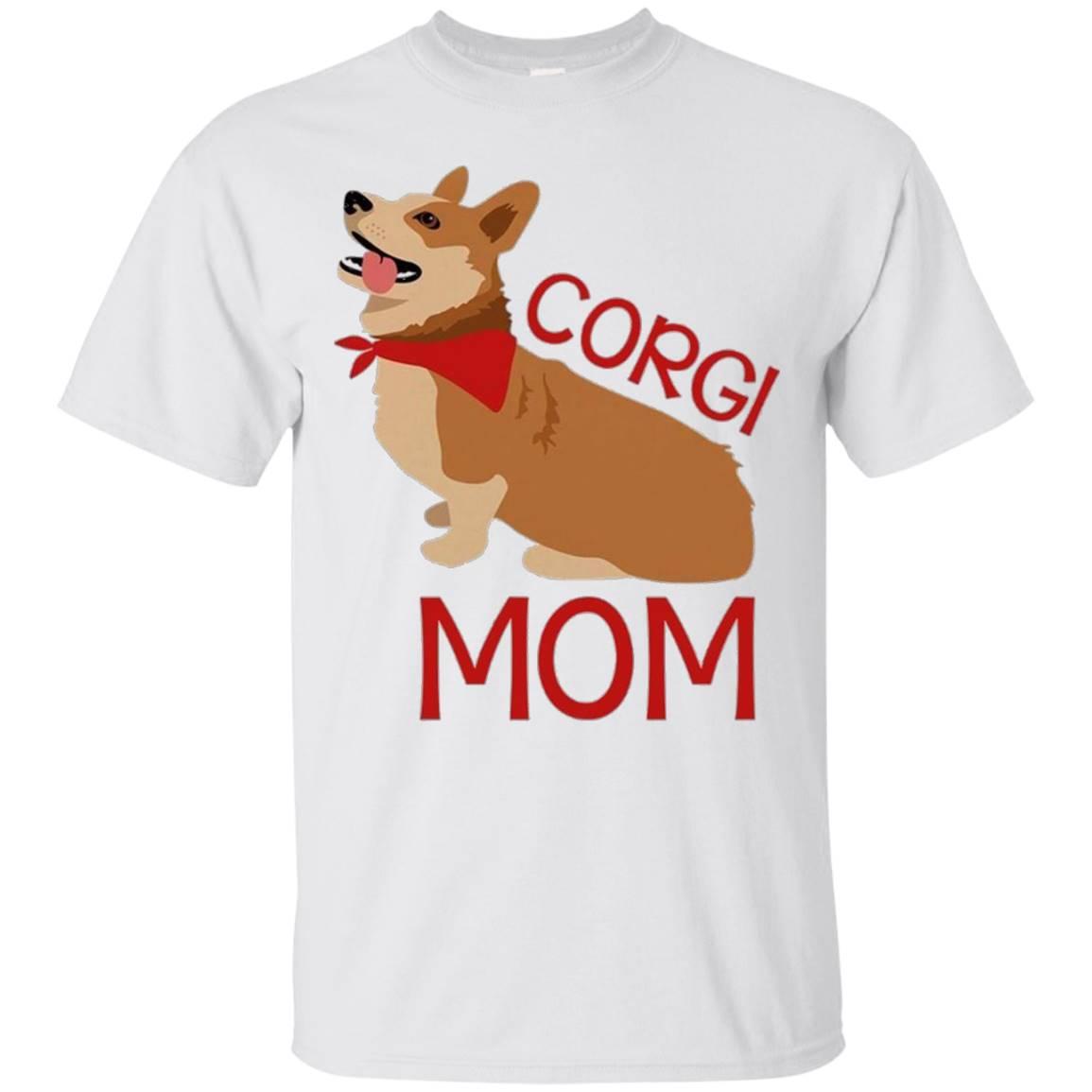 Corgi Mom – T-Shirt