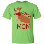Corgi Mom – T-Shirt