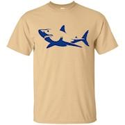 Great White Shark T-shirt – T-Shirt