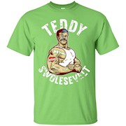 Men's Teddy Swolesevelt shirt – T-Shirt