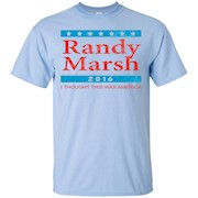 Randy Marsh 2016 President I Thought This was America – T-Shirt