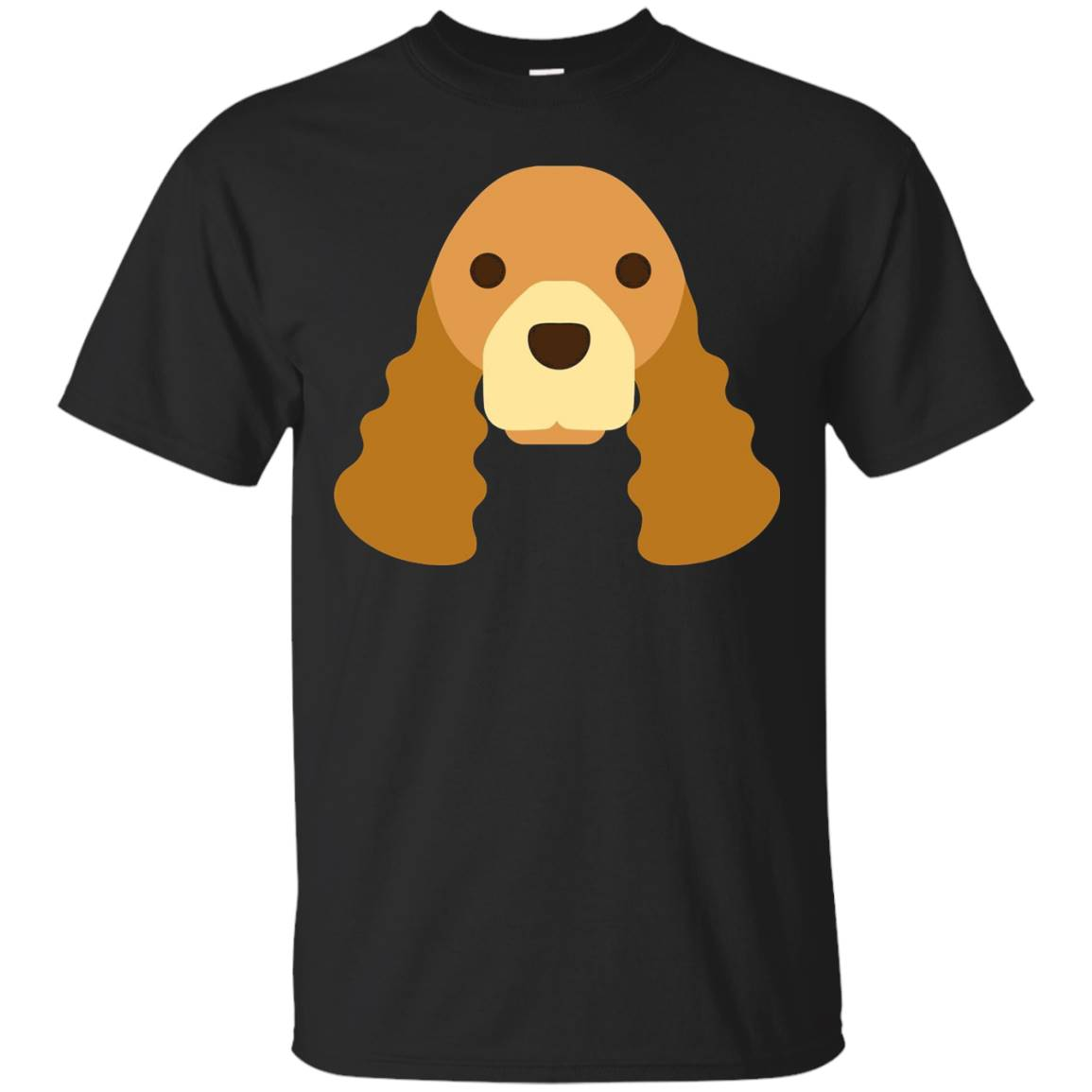Cute Cocker Spaniel Dog Shirt – T-Shirt