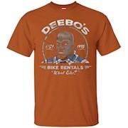 DEEBOS BIKE RENTALS – T-Shirt