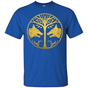 Destiny Iron Banner Theme 100% Cotton T Shirts For Men – T-Shirt