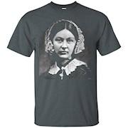 Florence Nightingale British Portrait T-Shirt