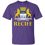 Recife, Brazil – Coat of Arms – T-Shirt