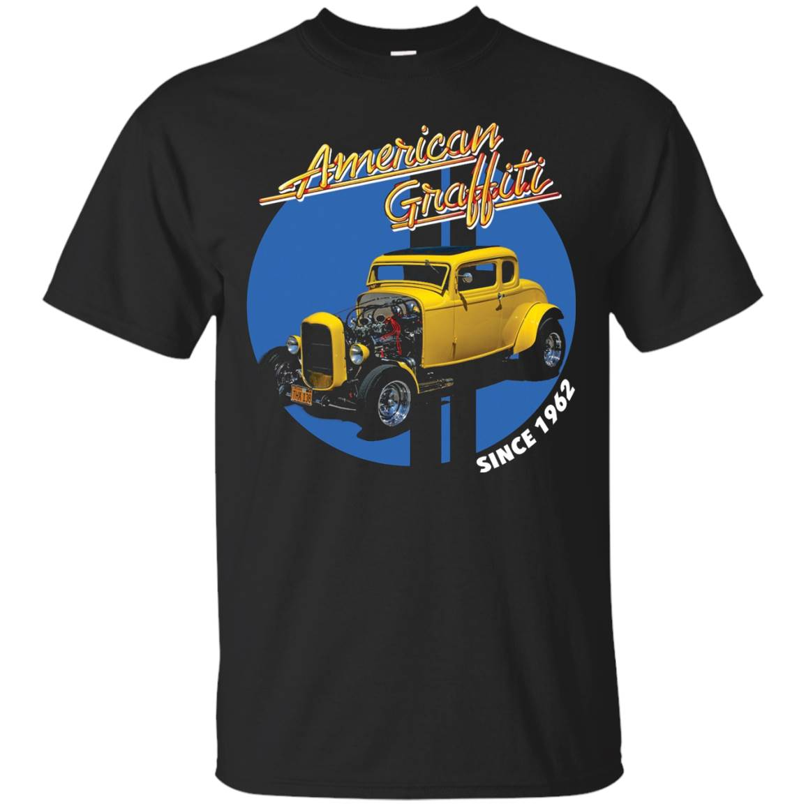 AMERICAN GRAFFITI – SPEED SHOP – T-Shirt