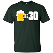 Beer 30 Funny T-Shirt Drinking Beer Tee