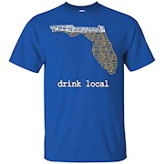 Drink Local – Florida Beer Shirt – T-Shirt