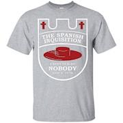 FUNNY SPANISH INQUISITION T-SHIRT Comedy Parody Meme – T-Shirt