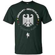GERMANY Soccer Tshirt Football Deutschland Fussball 2016 T – T-Shirt