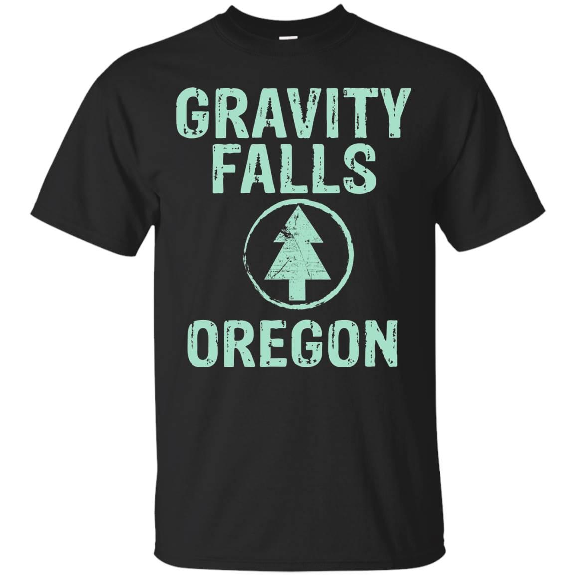 Gravity Falls T-Shirt – Oregon Pine Shirt