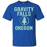 Gravity Falls T-Shirt – Oregon Pine Shirt