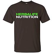 HERBALIFE NUTRITION T-SHIRT – NEON WHITE DESIGN – T-Shirt
