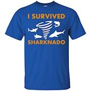 I Survived Sharknado T-Shirt