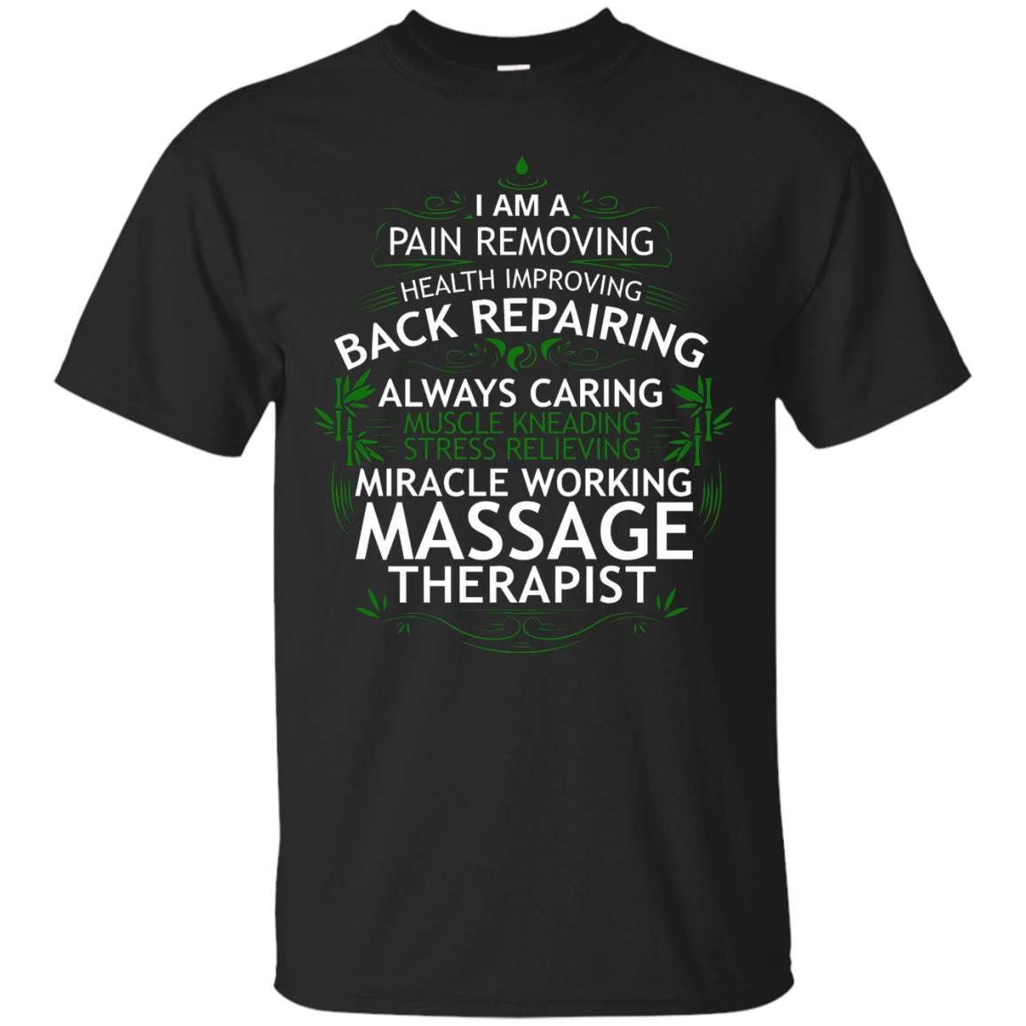 I'm a Massage Therapist T-Shirt