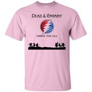 DEAD & COMPANY SUMMER TOUR 2016 T Shirt – T-Shirt