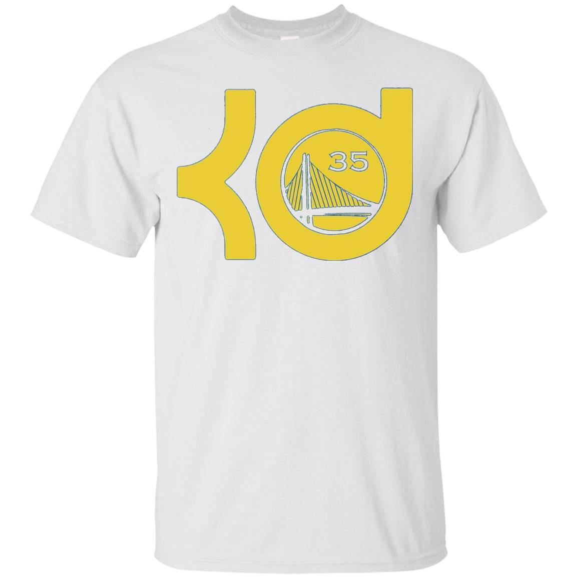 Golden State KD 35 Basketball T-Shirt
