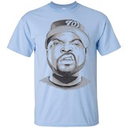 ice cube drawing t-shirt – T-Shirt