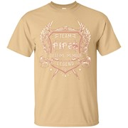 PIPER team T-shirt, Team PIPER lifetime member legend tshirt – T-Shirt