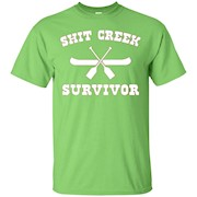 Shit Creek Survivor – T-Shirt