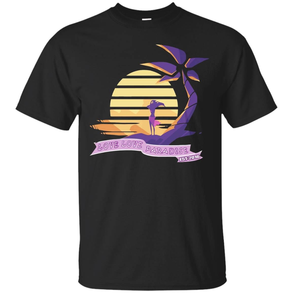 Aphmau Love – Love Paradise – T-Shirt