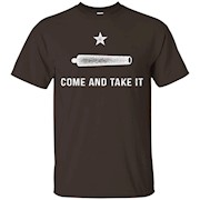 Best T-Shirt – Come And Take It Mens & Womens Shirt