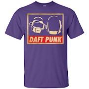 Daft Punk OBEY T-Shirt