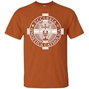 Ecclesia Gnostica Catholica T-Shirt Pagan Occult Wikka Tee