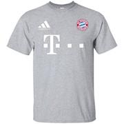 Bayern T-shirt Germany Soccer Deutschland tshirt Jersey – T-Shirt