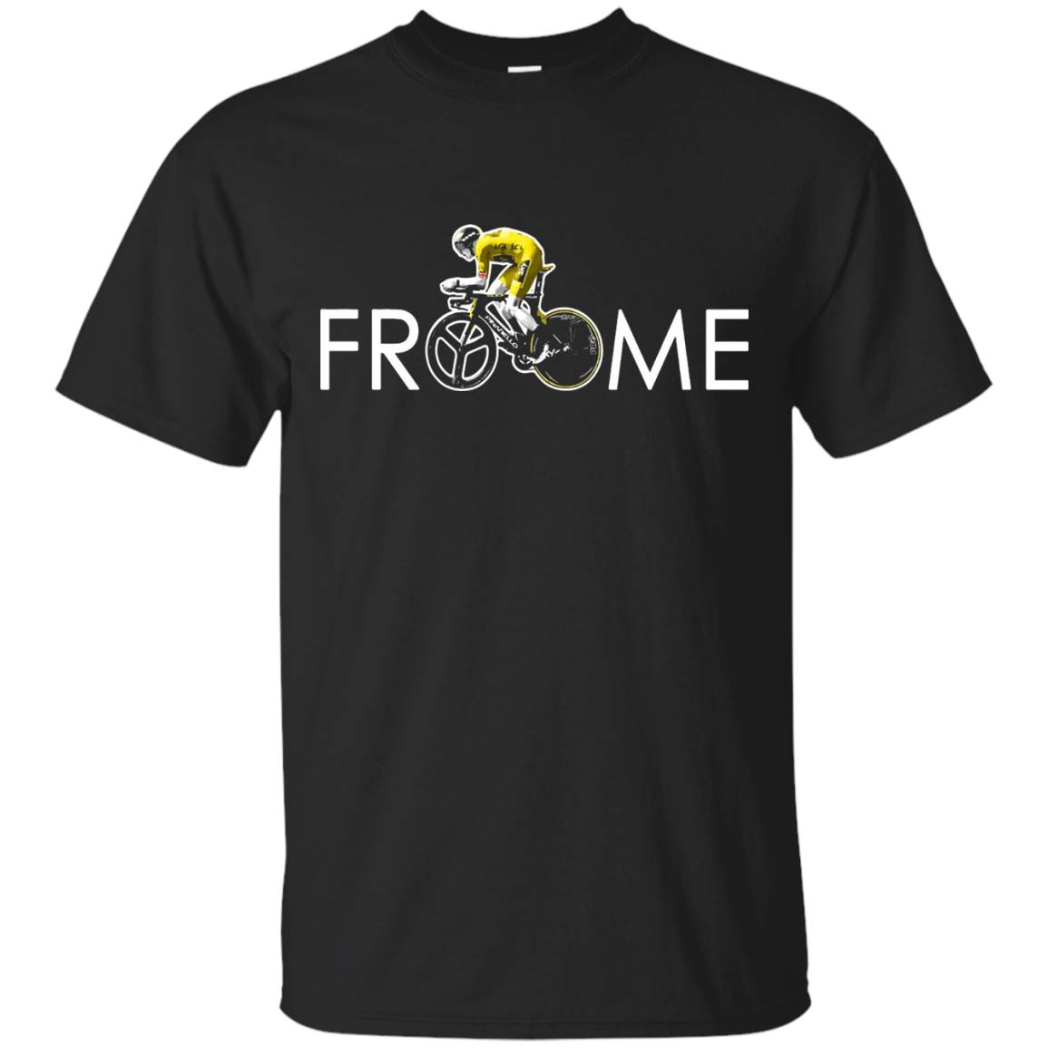 Chris Froome Tour de France 100th Winner 2013 – T-Shirt