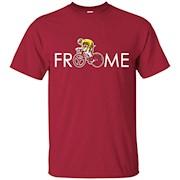 Chris Froome Tour de France 100th Winner 2013 – T-Shirt