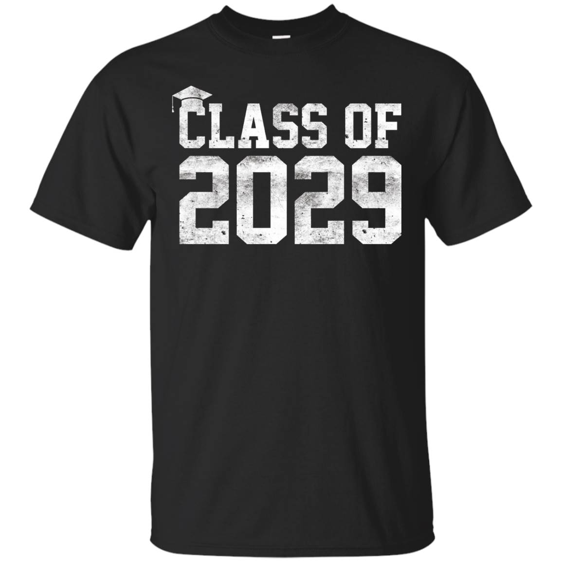 Class Of 2029 T-Shirt – Kindergarten – Adult Sizes