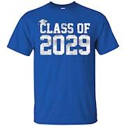 Class Of 2029 T-Shirt – Kindergarten – Adult Sizes