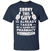 Gift for Boyfriend of Super Hot Pharmacy Technician Shirt – T-Shirt
