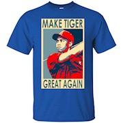 Make Tiger Great Again Shirt – T-Shirt