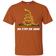 no step on snek t-shirt – T-Shirt