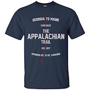 the Appalachian Trail AT T SHIRT – T-Shirt