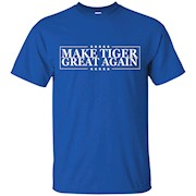 Tiger Shirt Make Tiger Great Again Limited Edition T-shirt – T-Shirt