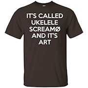 Twenty One Ukelele Screamo Pilots T-Shirt