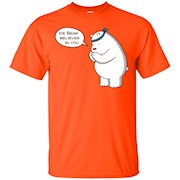 Ice Bear Believes In You – We Bare Bears t shirt – T-Shirt