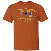 Strip Club Veteran Premium T-Shirt