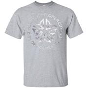 Vintage Grunge Flag of Rochester New York Travel T Shirt – T-Shirt