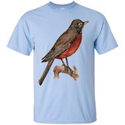 Vintage Robin T-Shirt