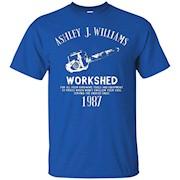 Ashley J. Williams Workshed Evil Tee – T-Shirt