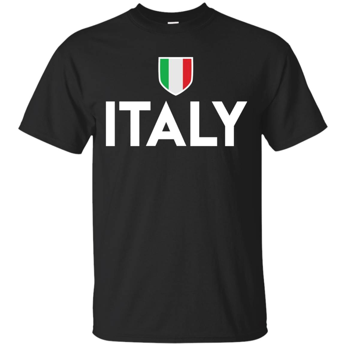 ITALY Soccer Tshirt 2016 Italian Football Team Jersey Italia – T-Shirt